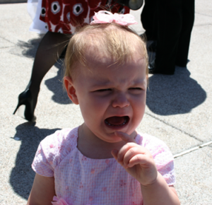 Are your toddler's tantrums getting out of control?
