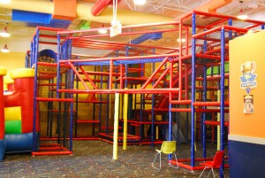 Jump and Shout Play Zone