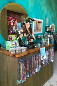 Don't forget to stop in on the fairies as well! Twig and her sister, Juniper, will surely delight every child with an eye for magic!